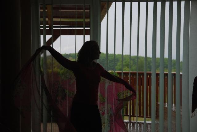 Intuitivní tanec